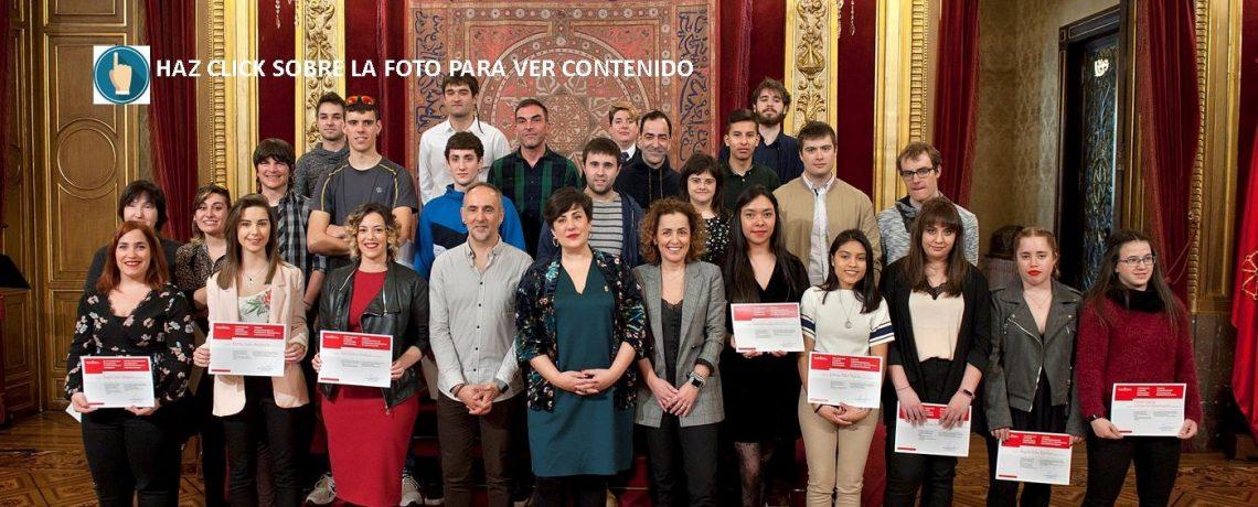 Premios Extraordinarios de FP del curso 2017/2018